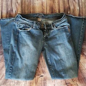 Silver lola jeans size 29/31
